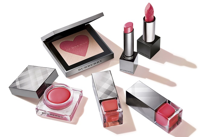 Burberry Summer 2016 make-up collection