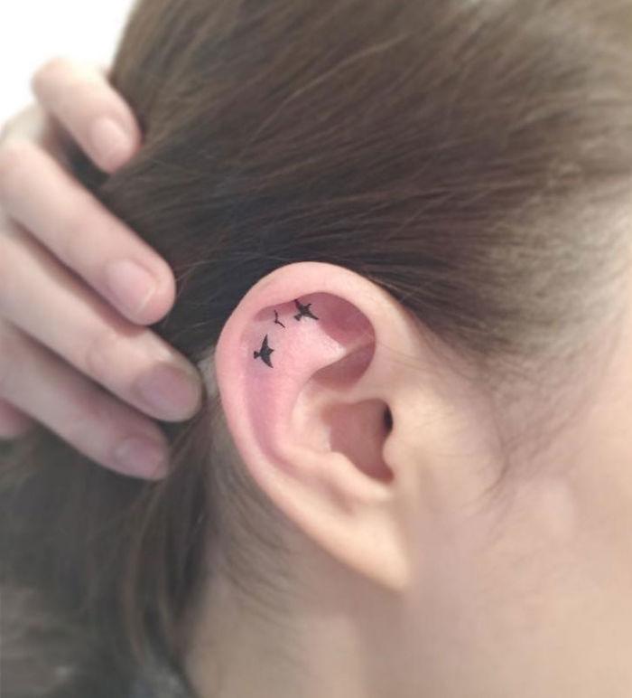 tatuaggi minimalisti
