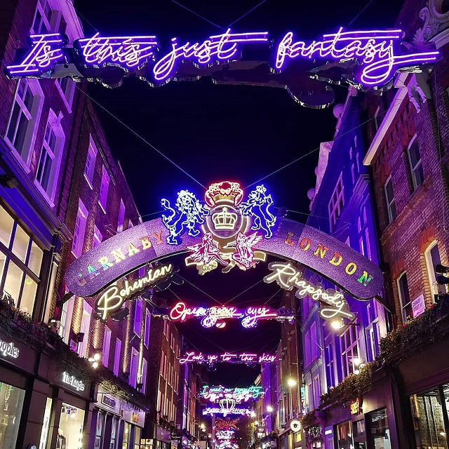 Cosa fare a Londra nel periodo natalizio
