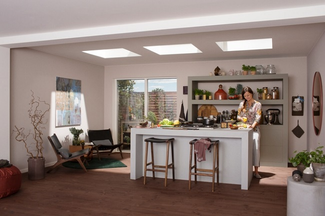 Velux più luce alla vita grazie alle finestre per tetti